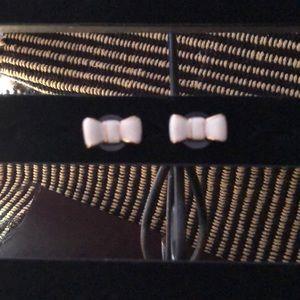 Kate Spade ♠️ Bow Earrings